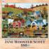 Journeys of the Heart - Scratch and Dent Americana & Folk Art Jigsaw Puzzle
