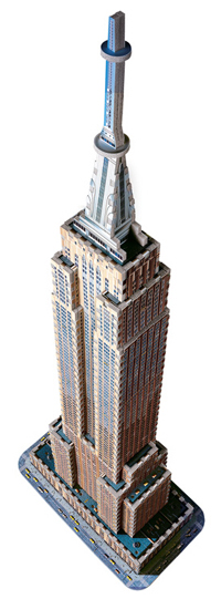 Empire State Building - 3D Puzzle New York 3D Puzzle