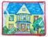 Flipzles House Puzzle Toy