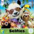 Beach Party Panda (Selfies) - Scratch and Dent Animals Jigsaw Puzzle