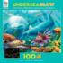 Seavillians (Undersea) Under The Sea Glow in the Dark Puzzle