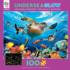 Journey of the Sea Turtles (Undersea) Under The Sea Glow in the Dark Puzzle