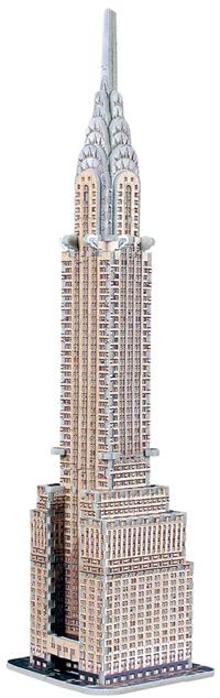 Chrysler Building - 3D Puzzle Landmarks 3D Puzzle