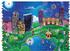 Central Park Starry Night Fantasy Jigsaw Puzzle