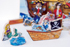 Flipzles Pirate Ship Puzzle Fantasy Toy