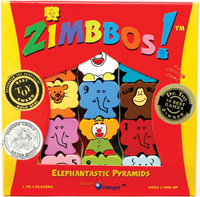 Zimbbos! Children's Games Game