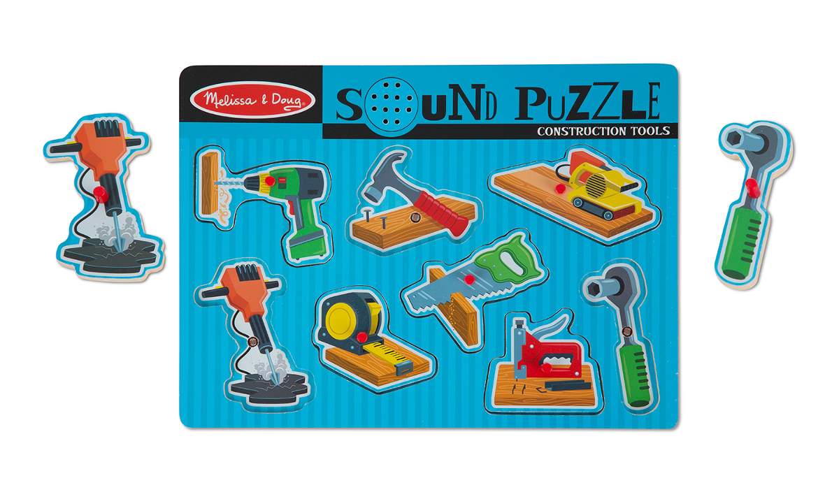 Construction Tools Construction Jigsaw Puzzle