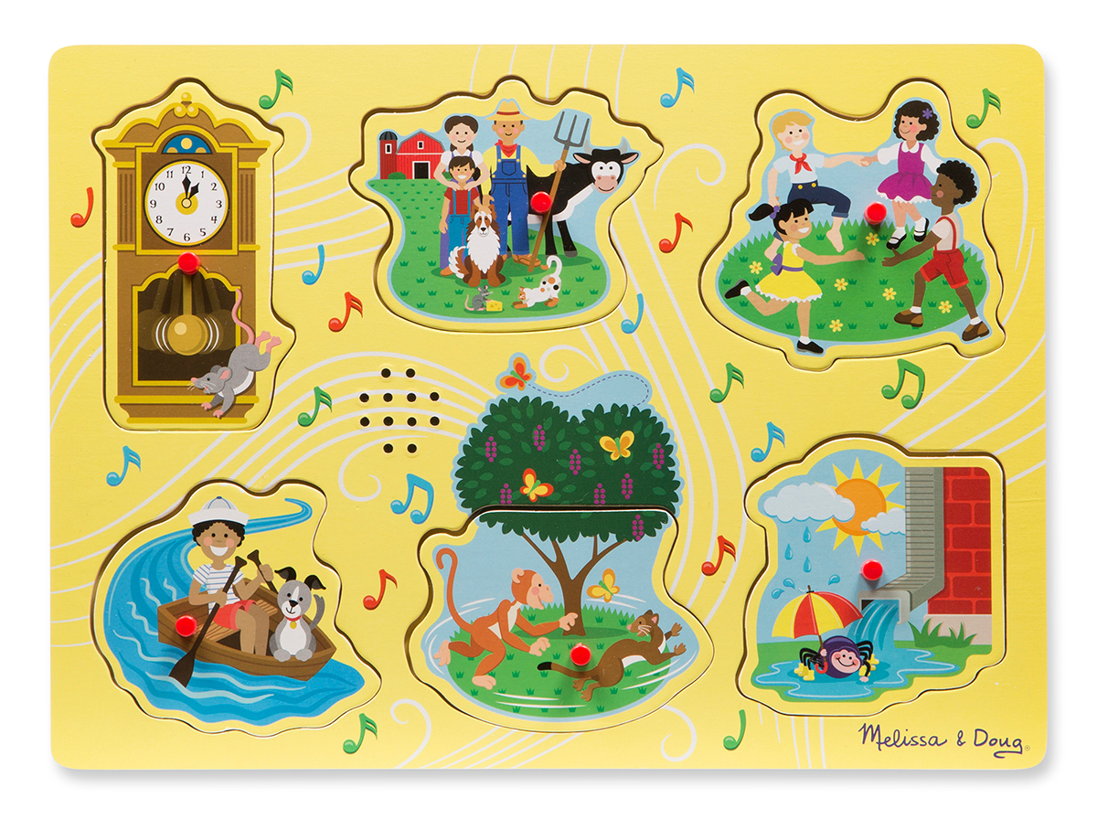 Sing-Along Nursery Rhymes 1 People Jigsaw Puzzle