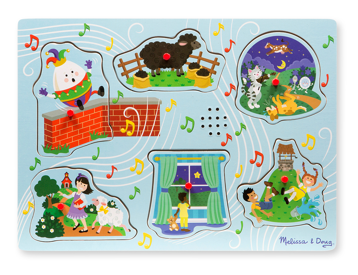 Sing-Along Nursery Rhymes 2 People Jigsaw Puzzle