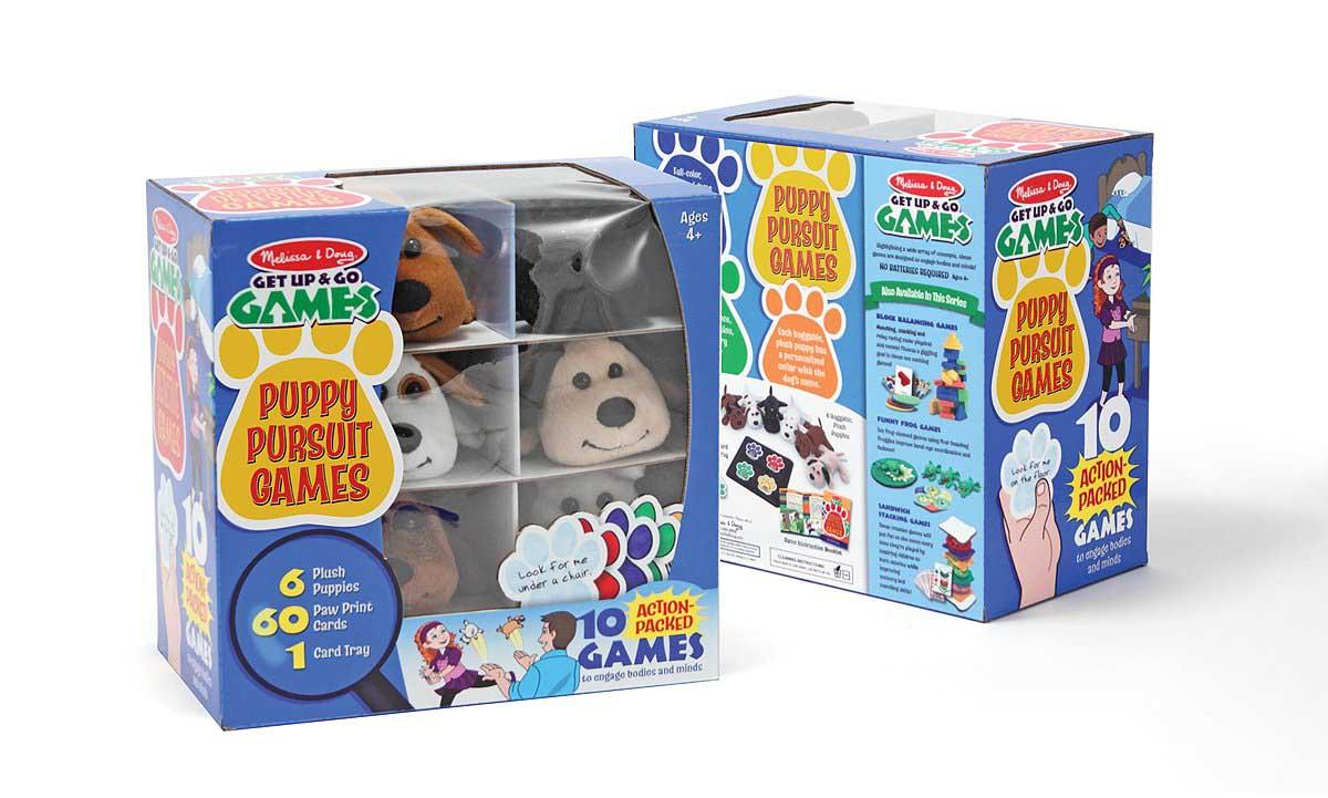 Puppy Pursuit Games