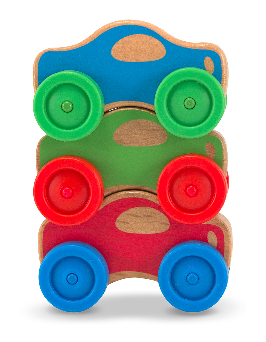 Stacking Cars