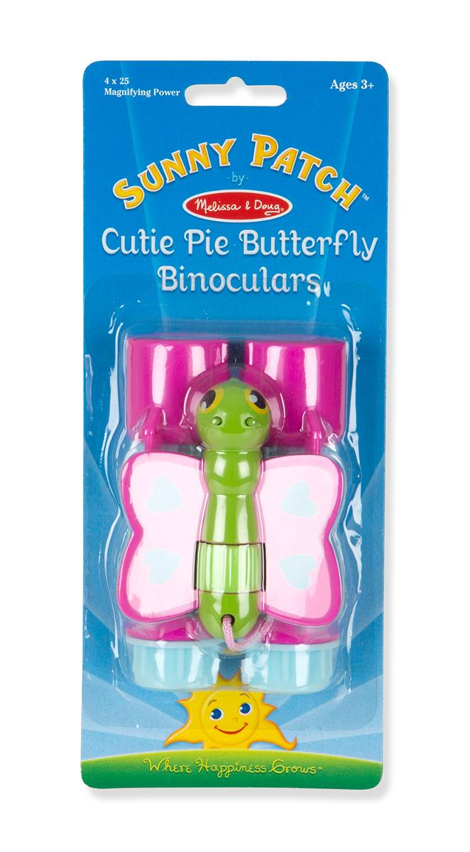 Cutie Pie Butterfly Binoculars