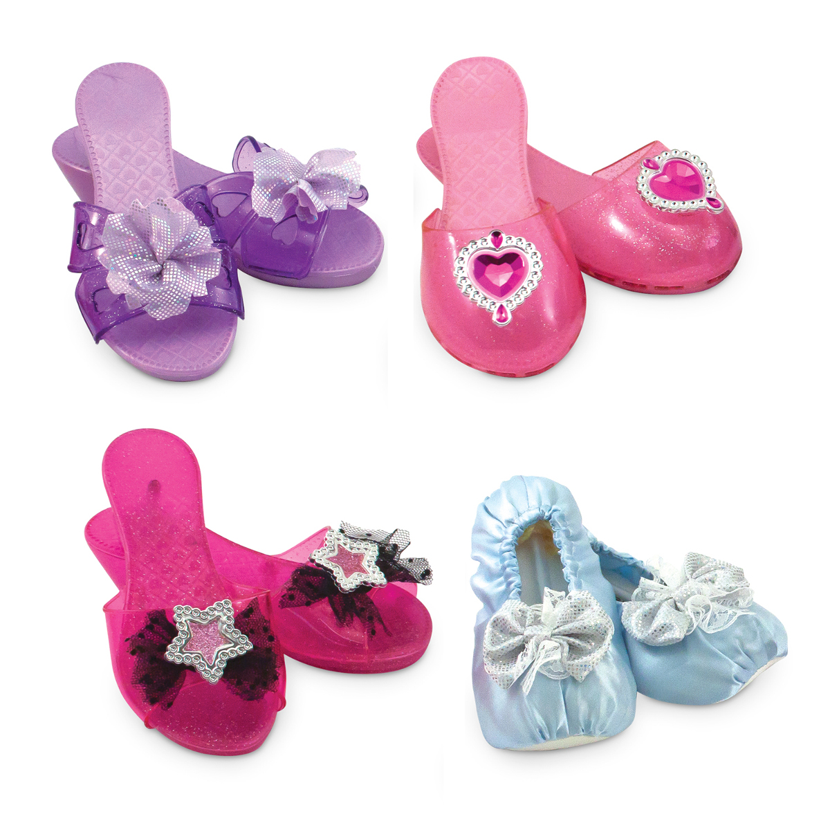 Step in Style! Dress-Up Shoes