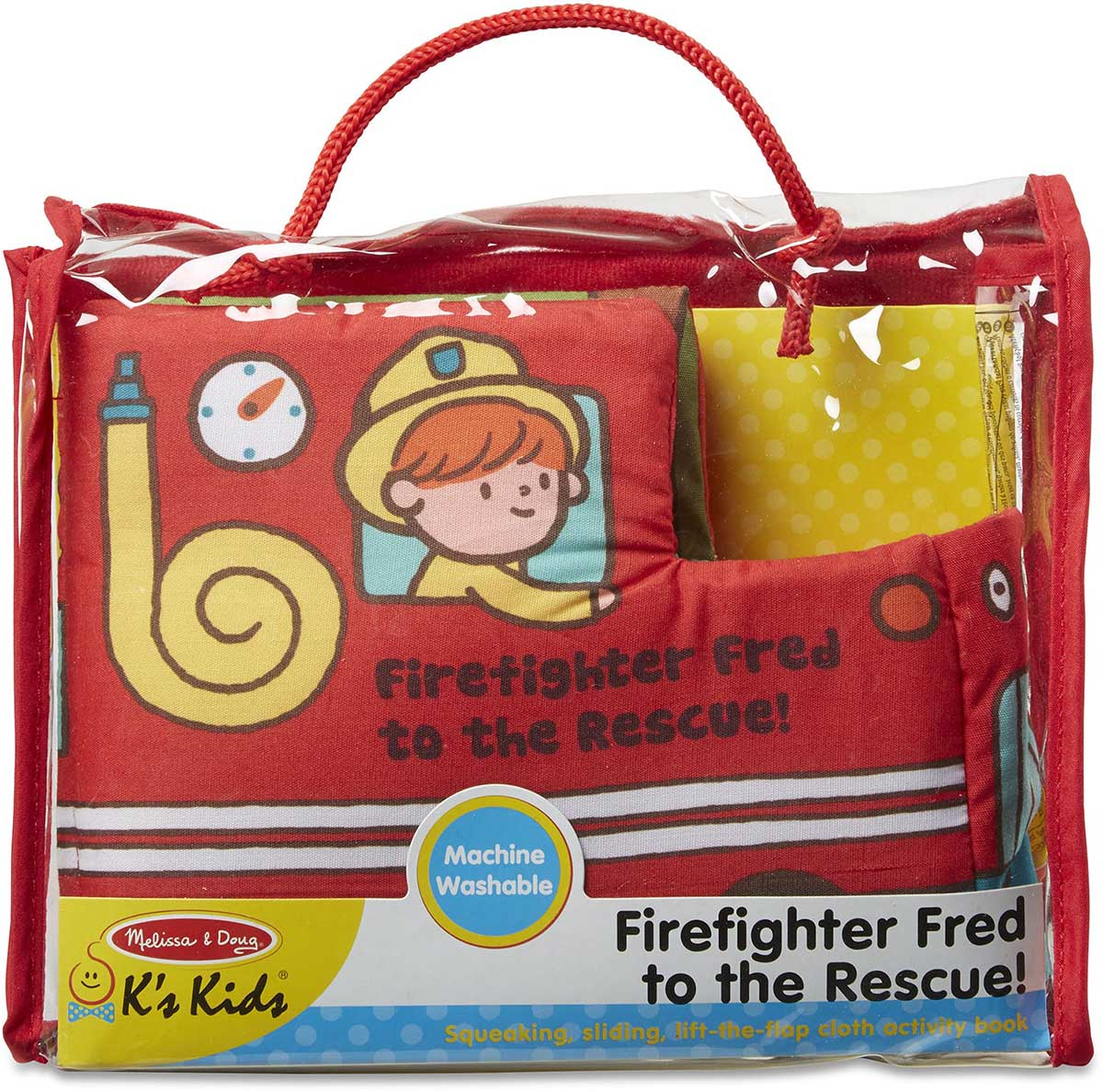 Firefighter Fred to the Rescue