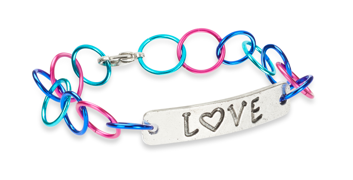 Color Link Bracelets - Scratch and Dent