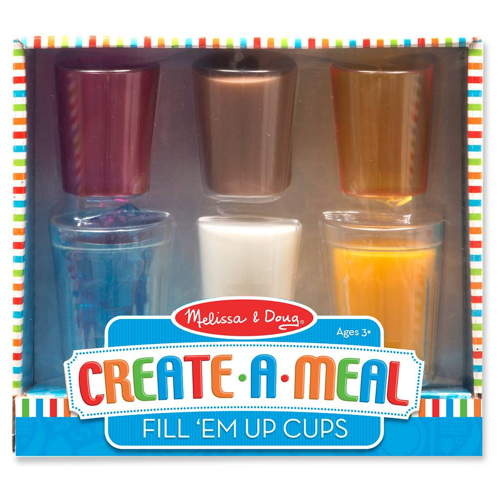 Create-A-Meal Fill 'Em Up Cups - Scratch and Dent