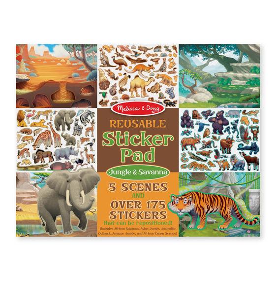 Jungle & Savanna