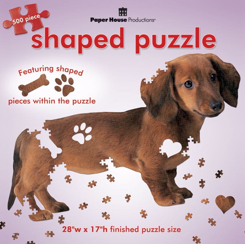 Dachshund Dogs Jigsaw Puzzle