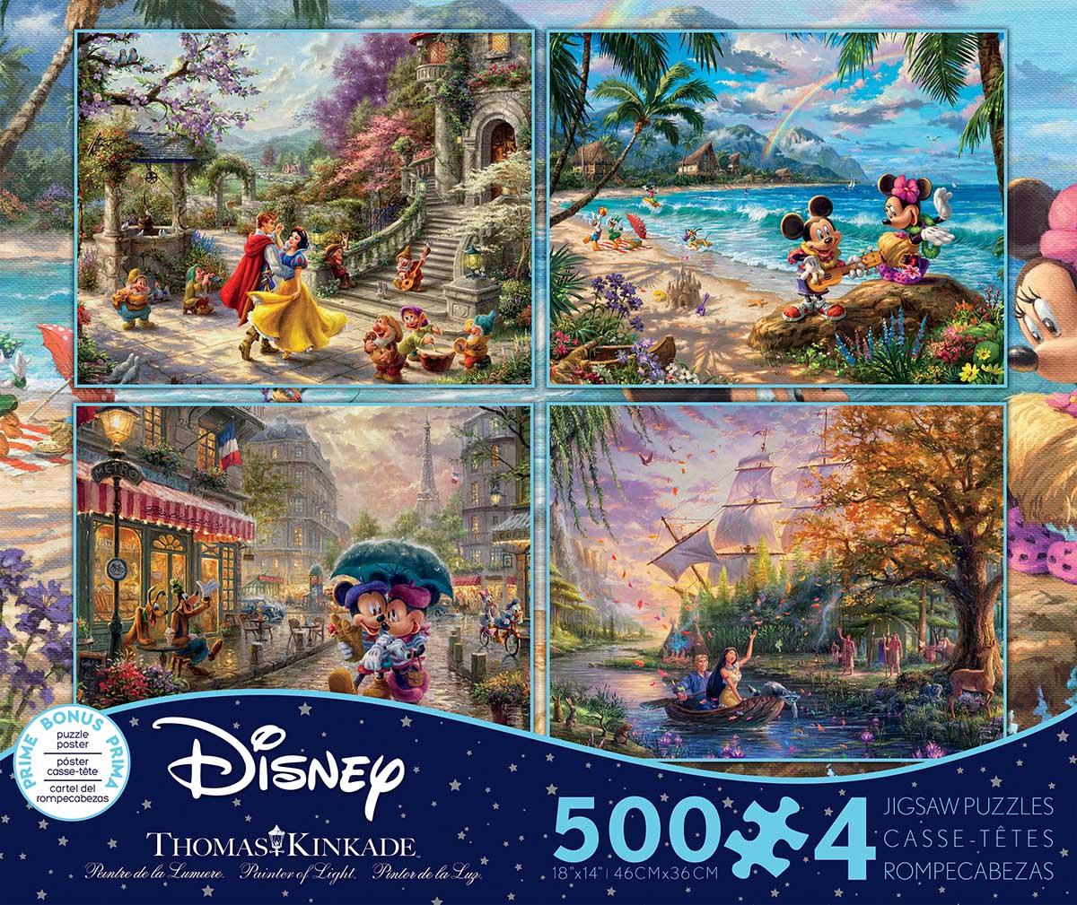 Disney Dreams Collection Disney Jigsaw Puzzle