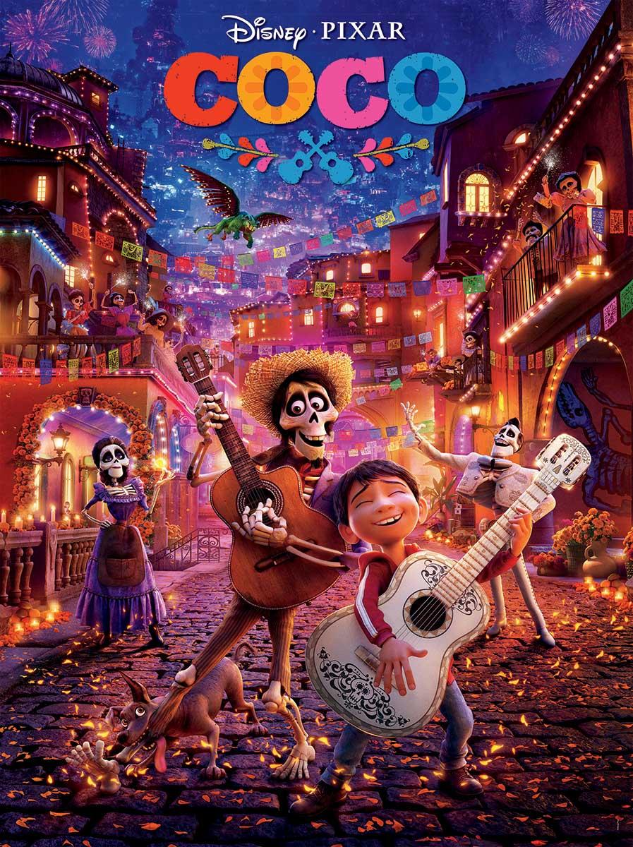 Coco Disney Jigsaw Puzzle