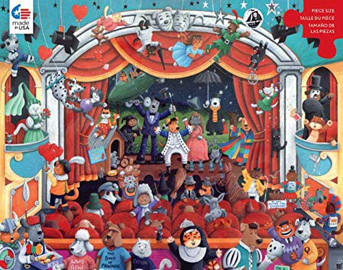 Theater Cats Jigsaw Puzzle