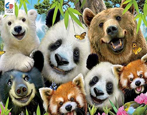 Bear Essentials Bears Jigsaw Puzzle