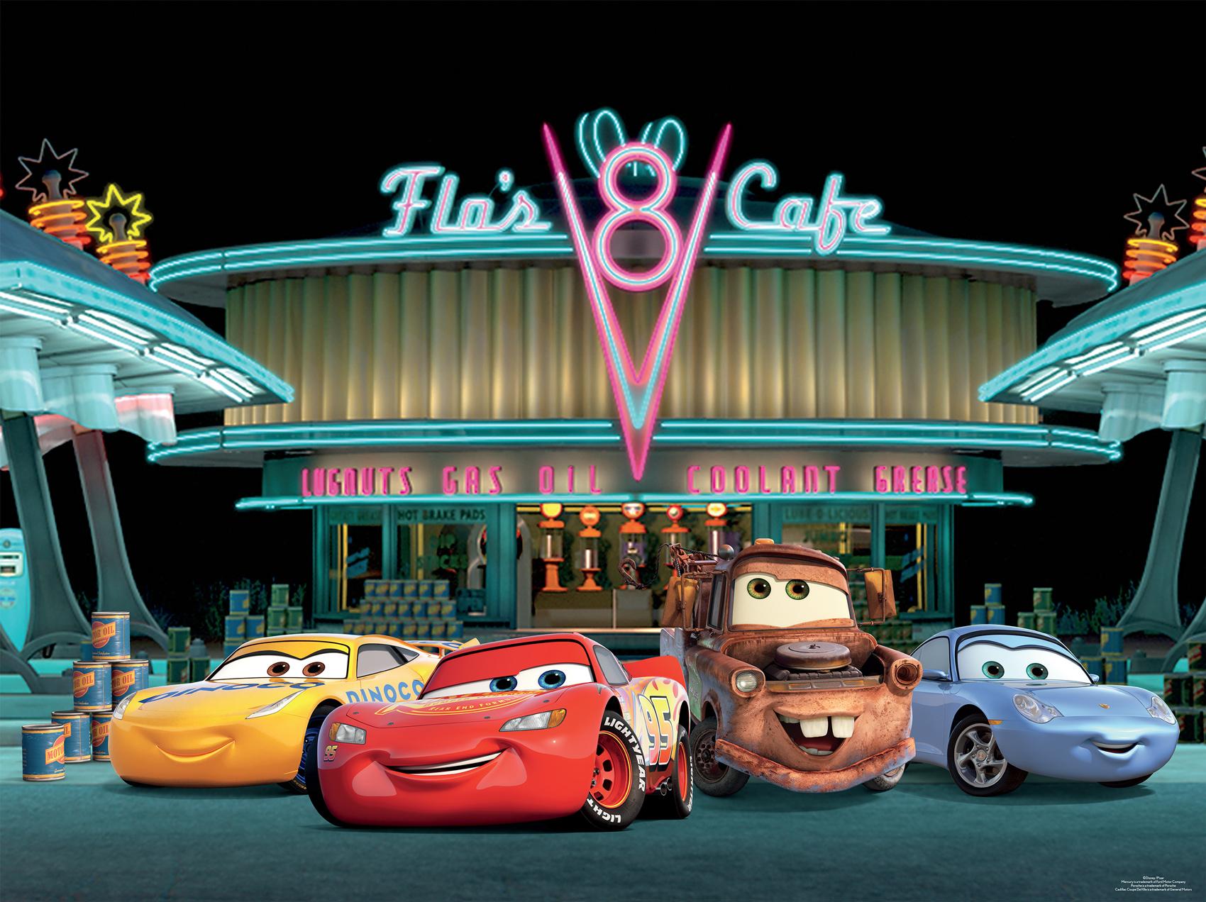 Cars Series Disney Jigsaw Puzzle