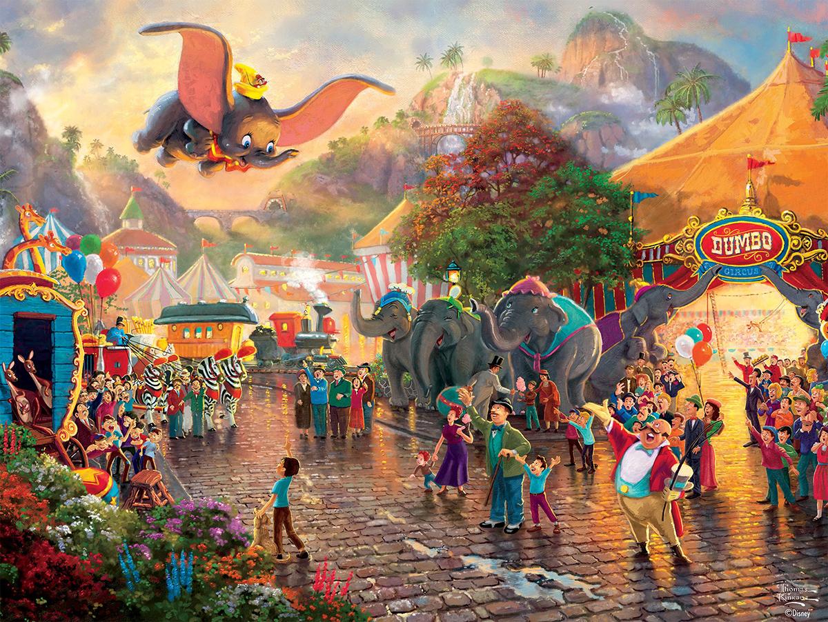 Dumbo Disney Jigsaw Puzzle