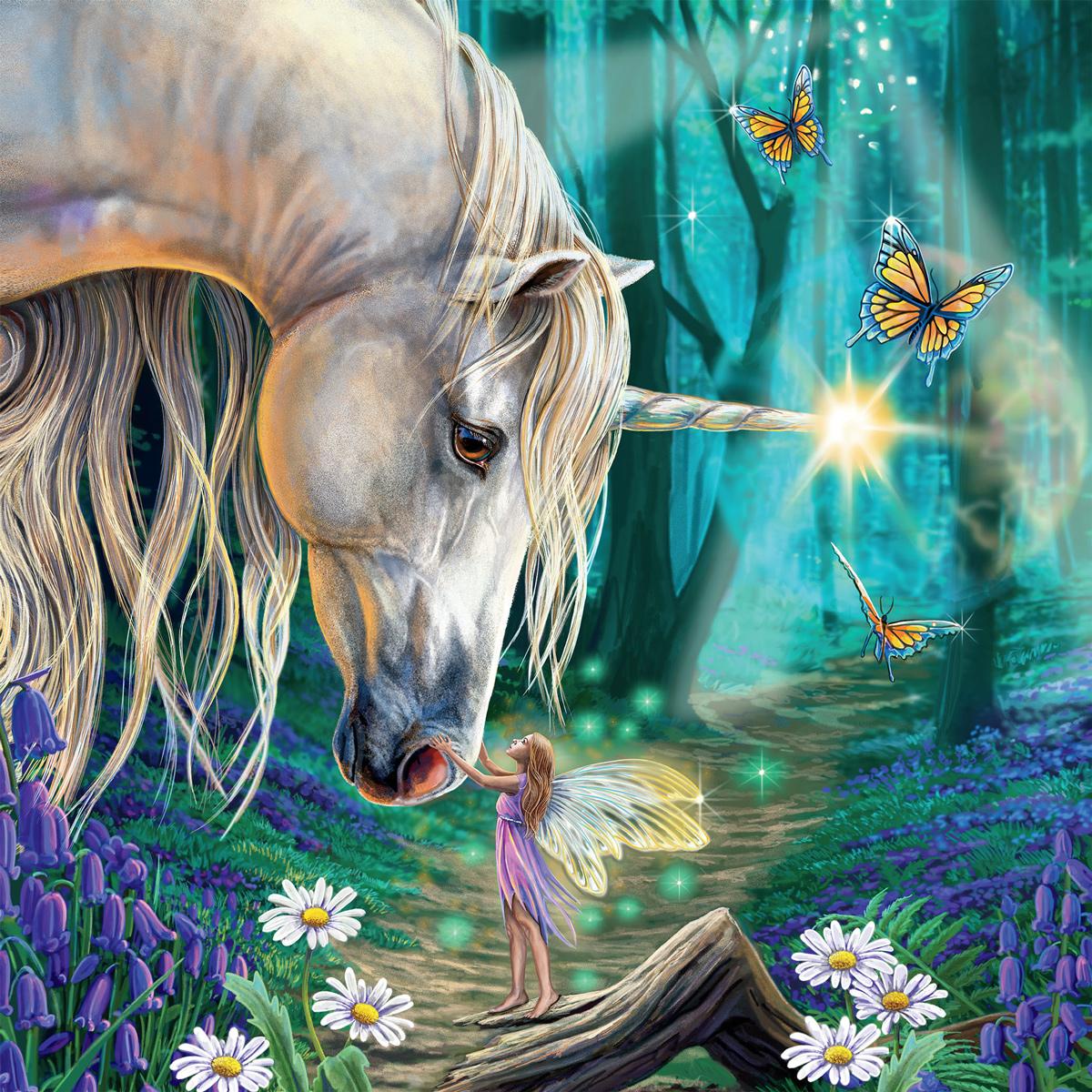 Fairy Whispers' Fairies Jigsaw Puzzle