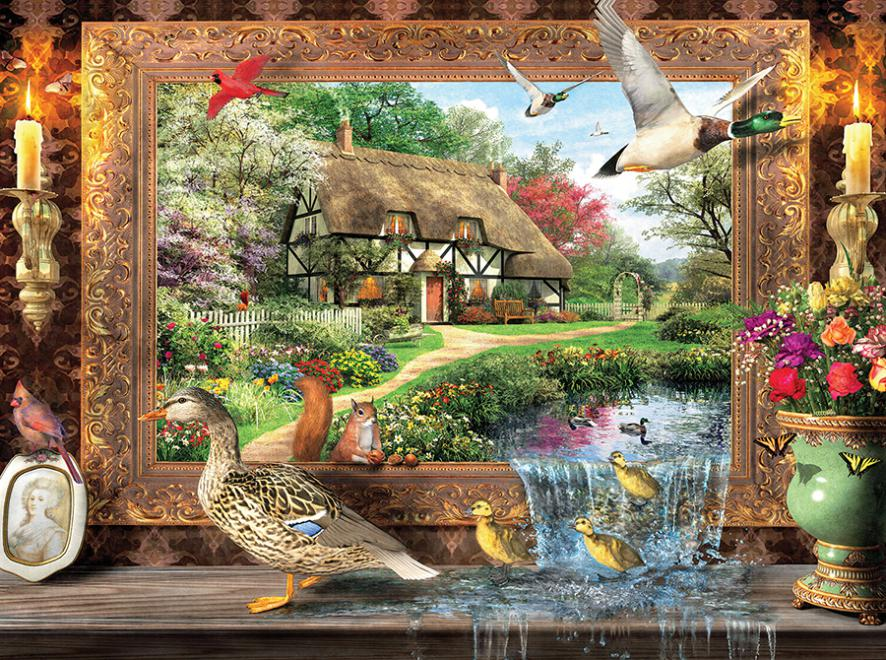 Still To Life Jigsaw Puzzle Puzzlewarehouse Com