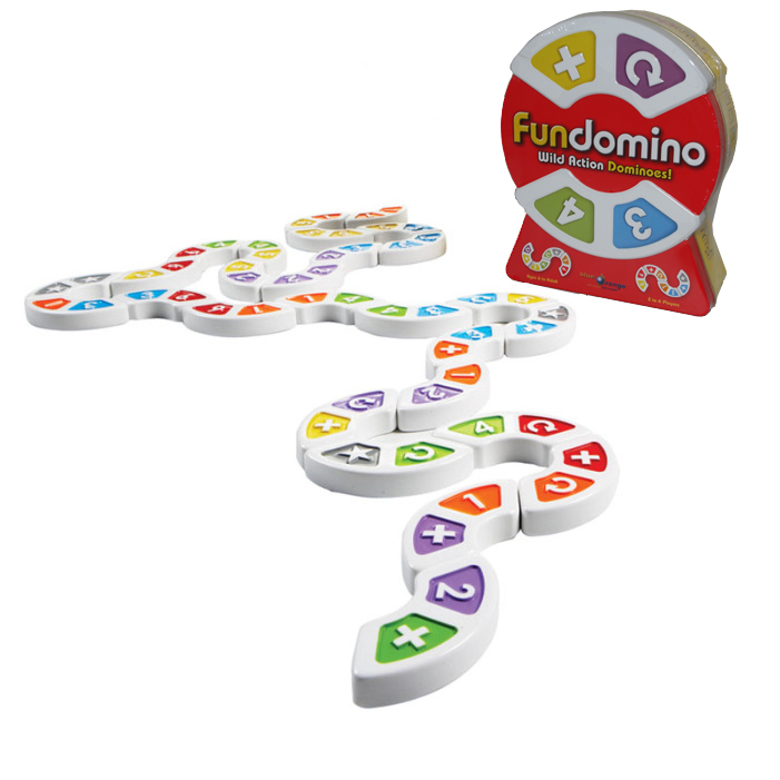 Fundomino Tin Strategy/Logic Games Game