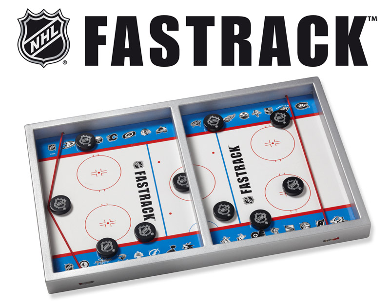 Fastrack NHL Strategy/Logic Games