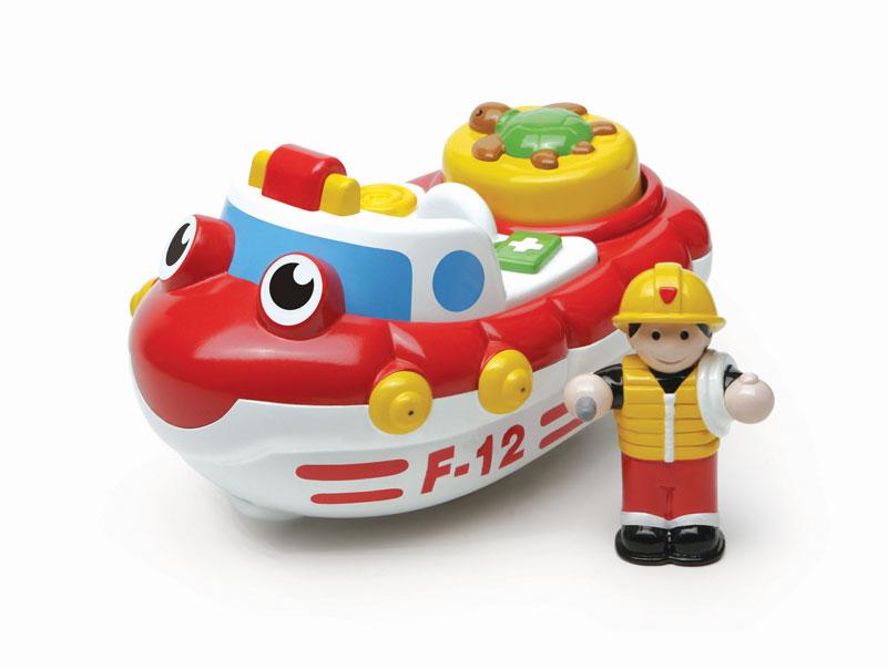 Fireboat Felix