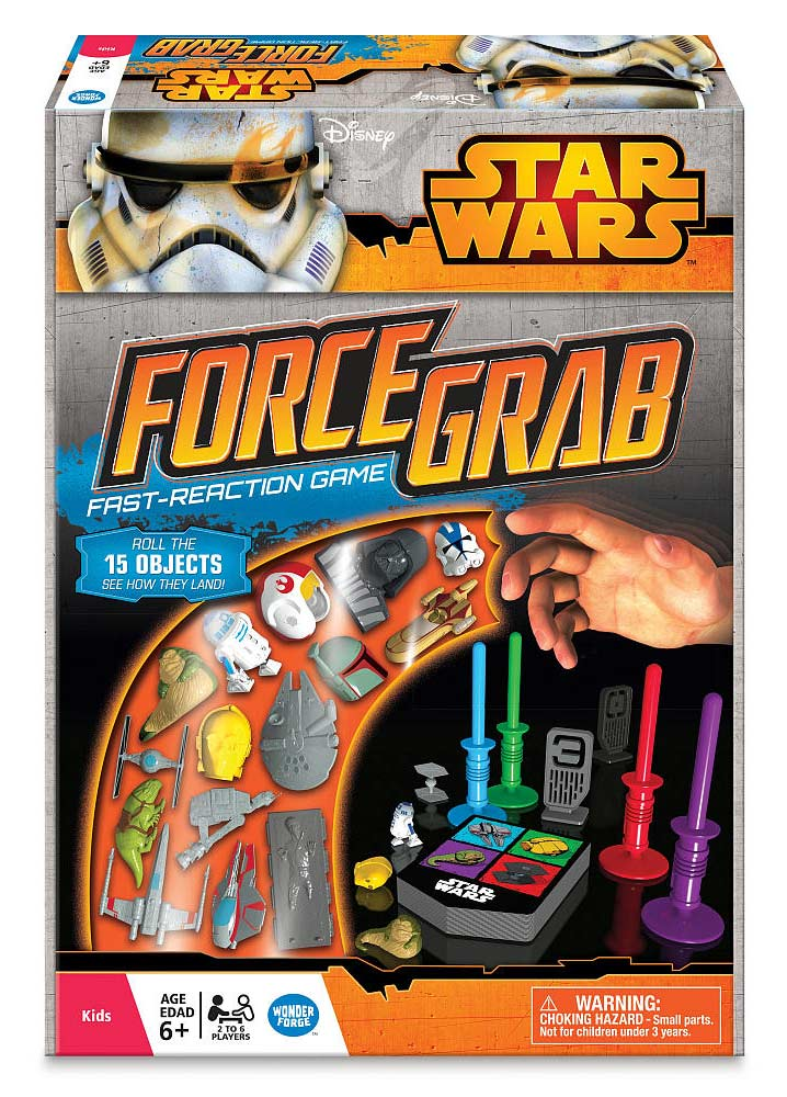 Star Wars Force Grab Star Wars