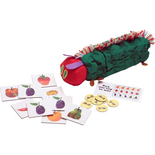 The Very Hungry Caterpillar's Matching Game Children's Games Card Game