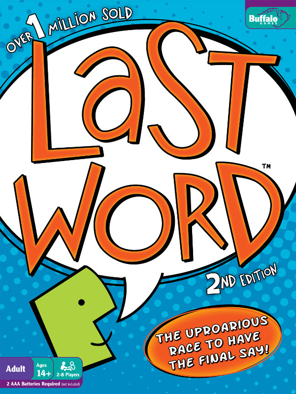 Last Word - Second Edition