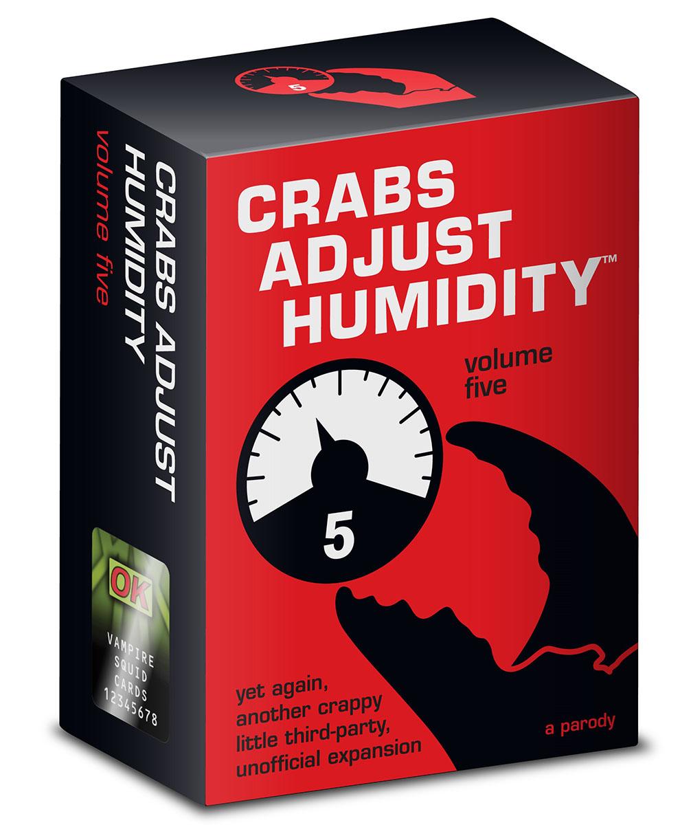Crabs Adjust Humidity - Vol. 5