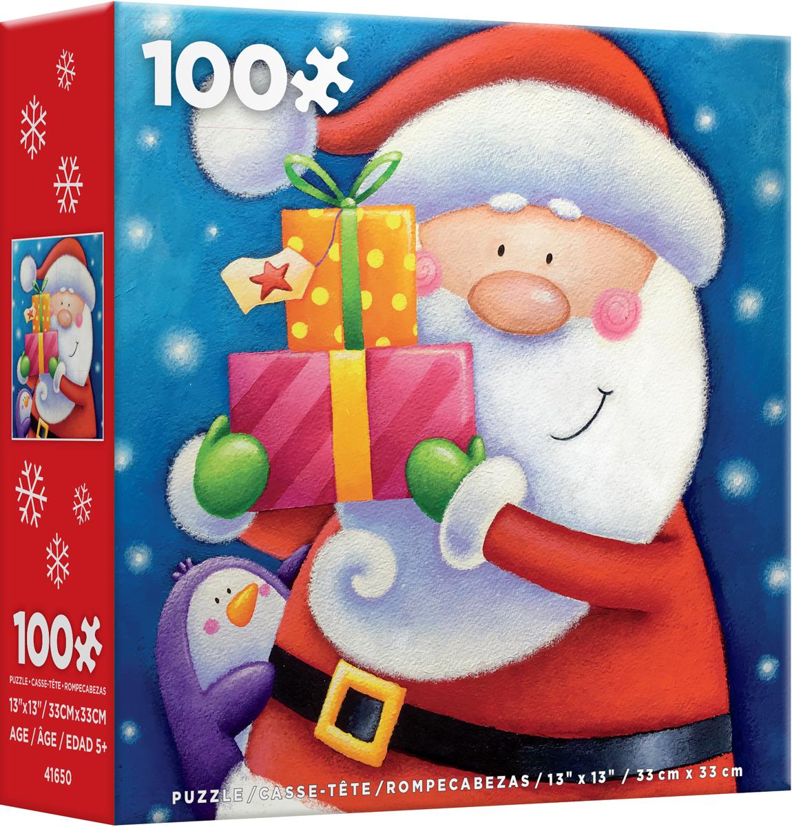 From, Santa Santa Jigsaw Puzzle