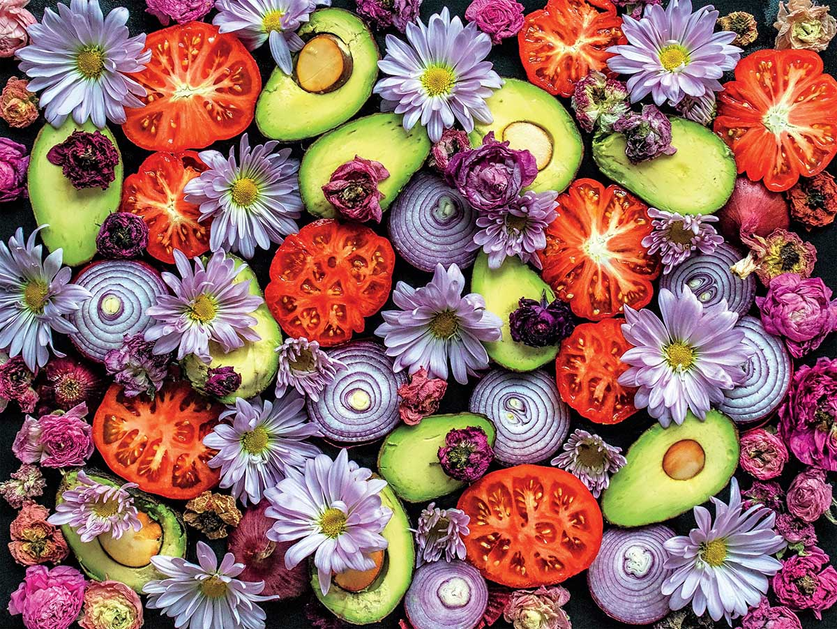 Guacamole Food and Drink Jigsaw Puzzle