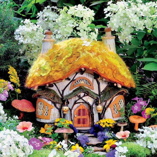 Dewdrop Inn Fairies Jigsaw Puzzle