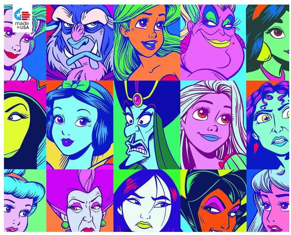 Princess Disney Jigsaw Puzzle