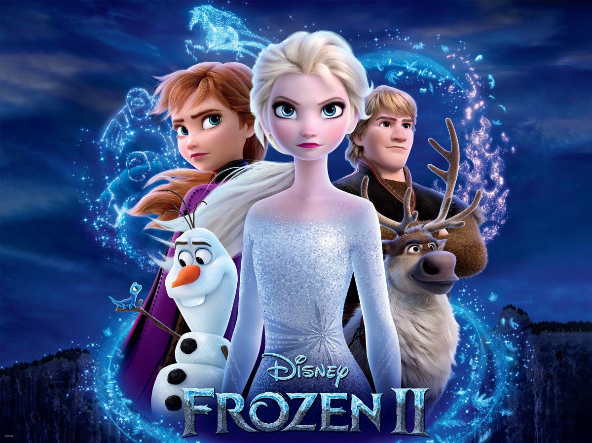 Frozen 2 Disney Jigsaw Puzzle