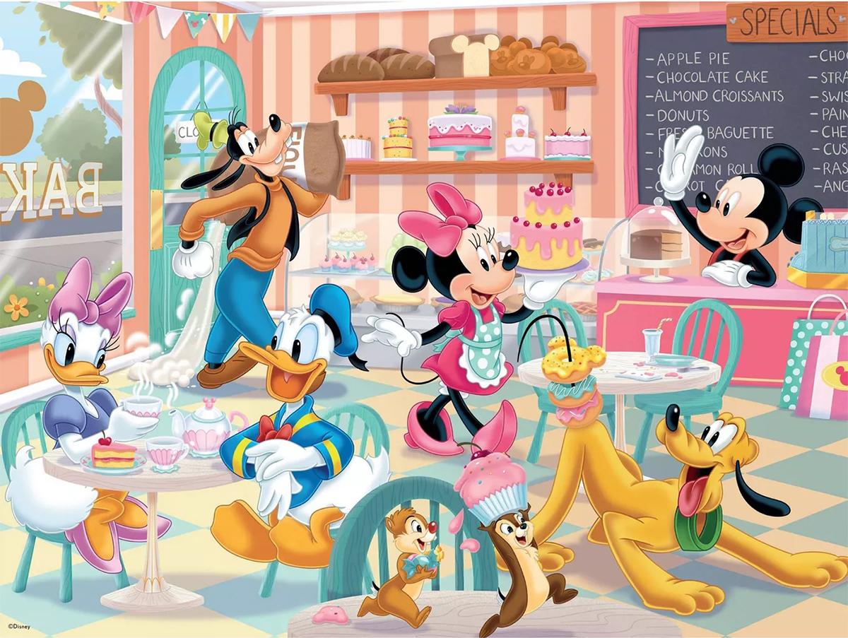 Baking Disney Jigsaw Puzzle