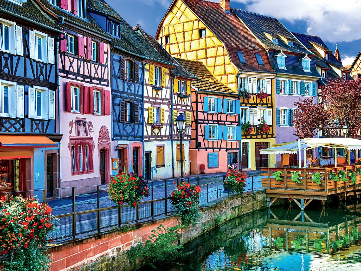 France Photography Jigsaw Puzzle