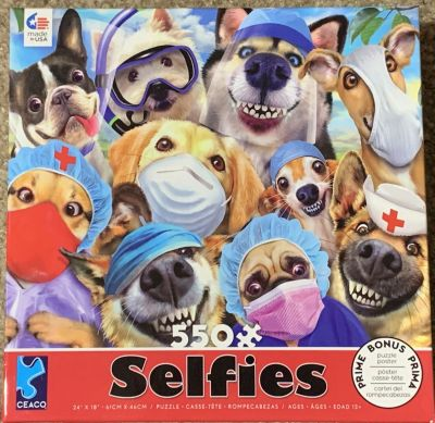 Dogs Doctors Dogs Jigsaw Puzzle