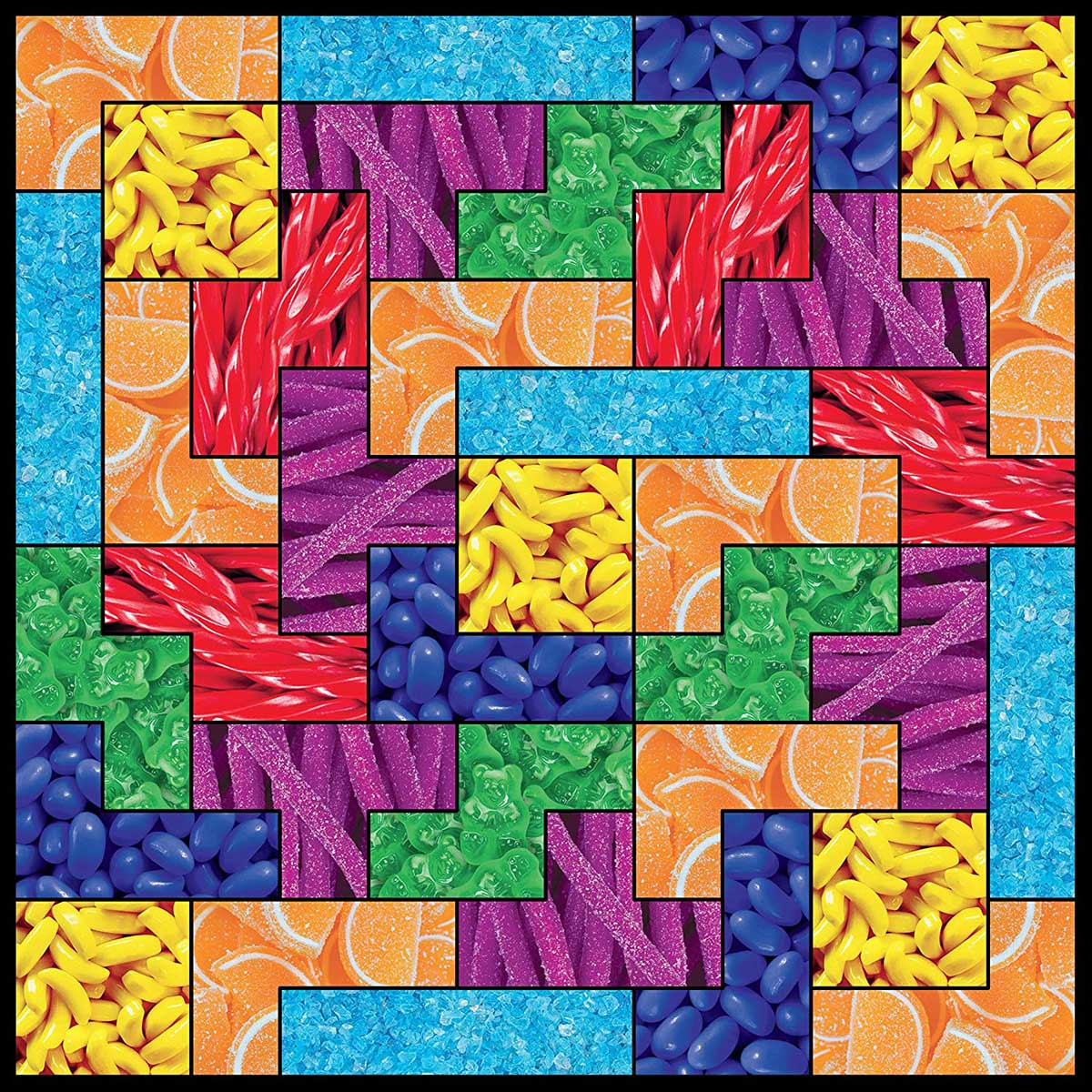 Candy Sweets Jigsaw Puzzle