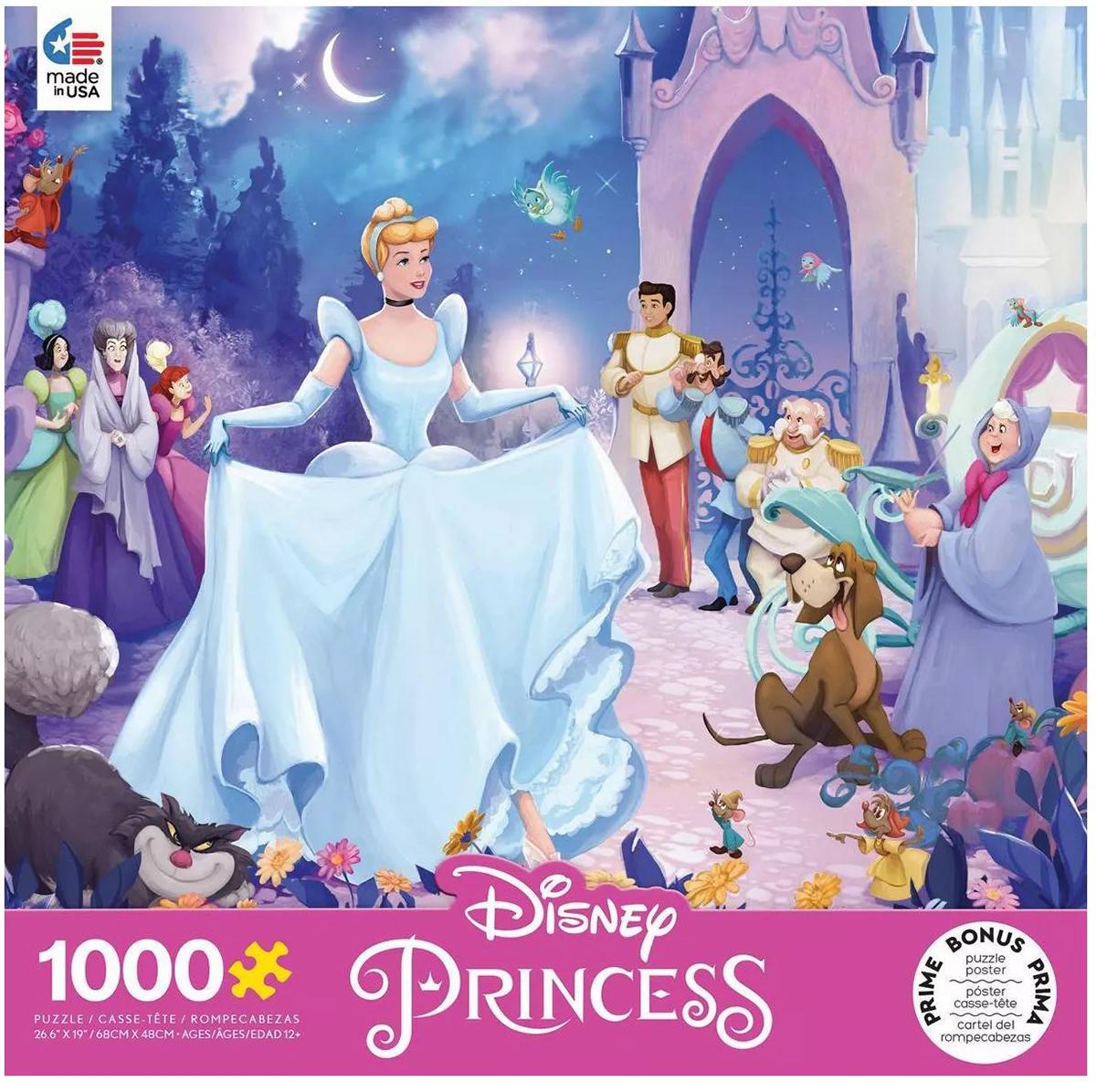 Cinderella's Wish Disney Jigsaw Puzzle