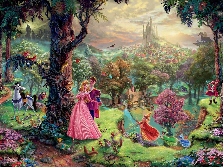 Disney Sleeping Beauty Disney Jigsaw Puzzle