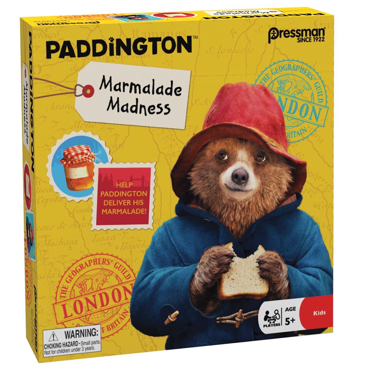 Paddington™ Bear Marmalade Madness Game