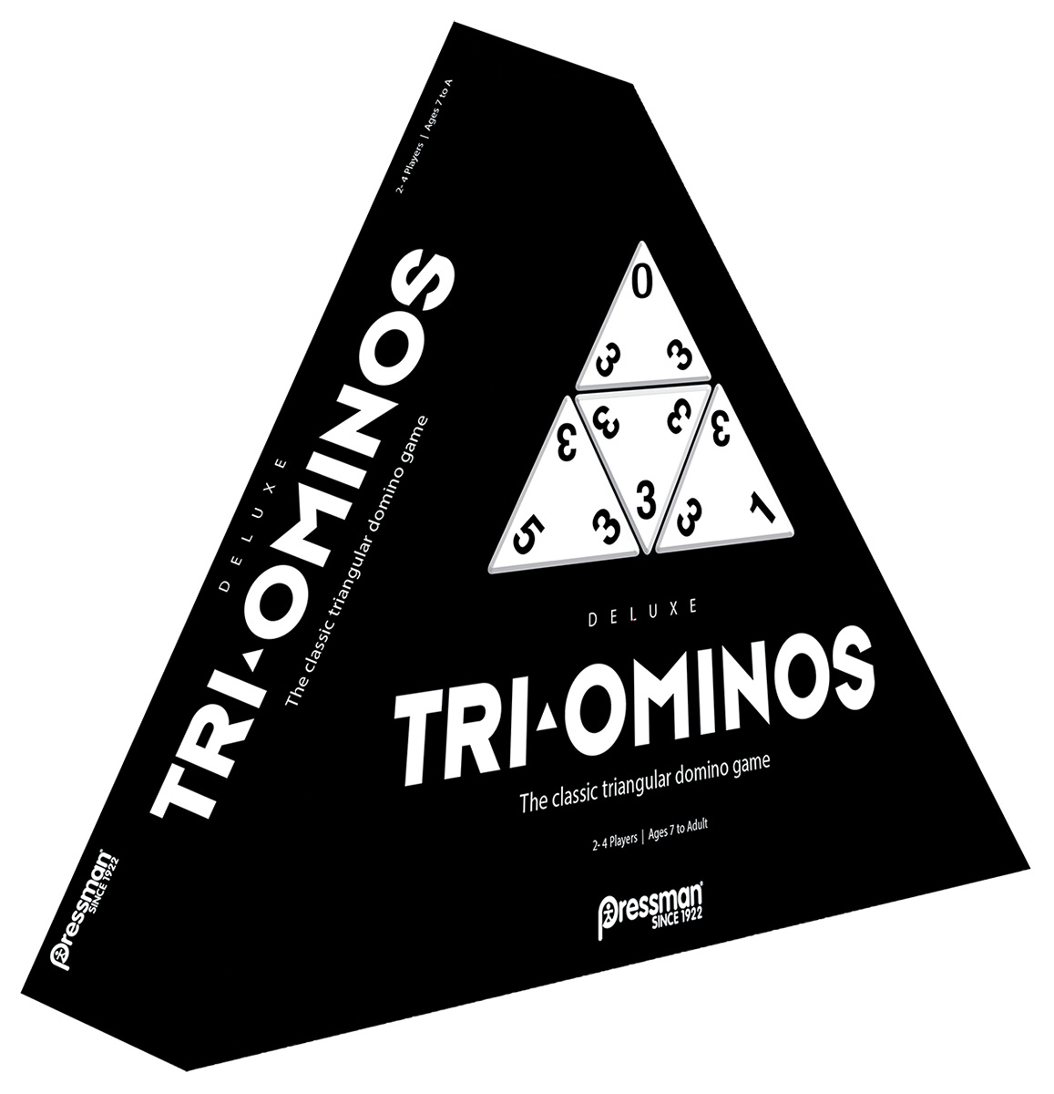 Tri-ominos® Deluxe Pi Day